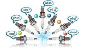 Social media & social networking from One Bright Spark, Exeter, Devon