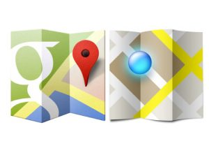 google maps and google places integration from one bright spark web design