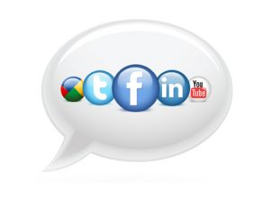 social media integration - One Bright Spark Exeter web design