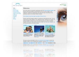 websites exeter eye1