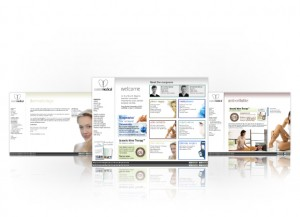 Exeter Medical web design by One Bright Spark